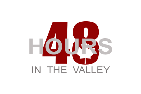 48Hrs in the Valley logo