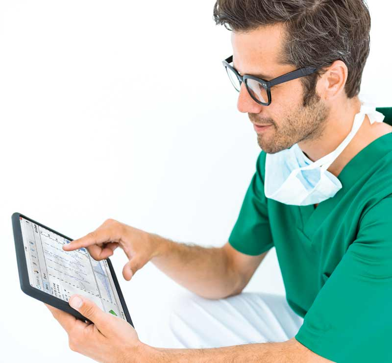 Remote Patient Monitoring Doctor